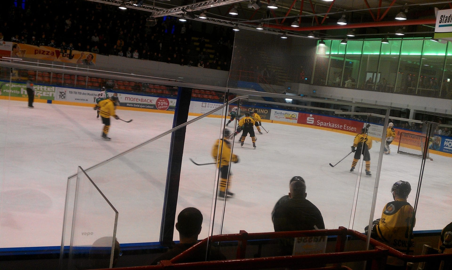 Eishockey in Essen | Moskitos Essen