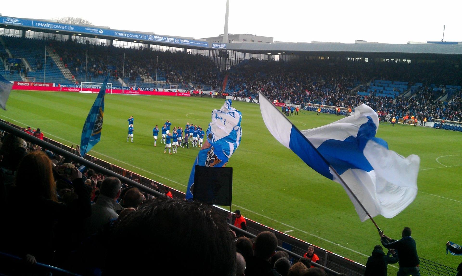 Jörg Schmadtke und Mike Büskens zum VfL Bochum