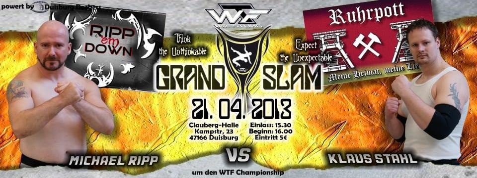 WTF Grand Slam
