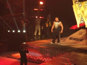 Brock Lesnar Comeback 2012 bei RAW