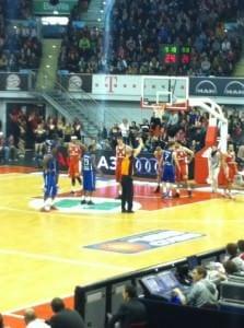 Basketball in Deutschland auf dem Vormarsch?