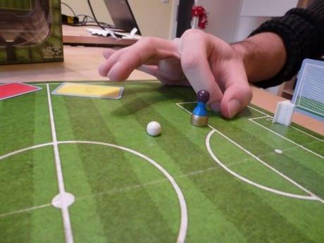 Fußball Brettspiel