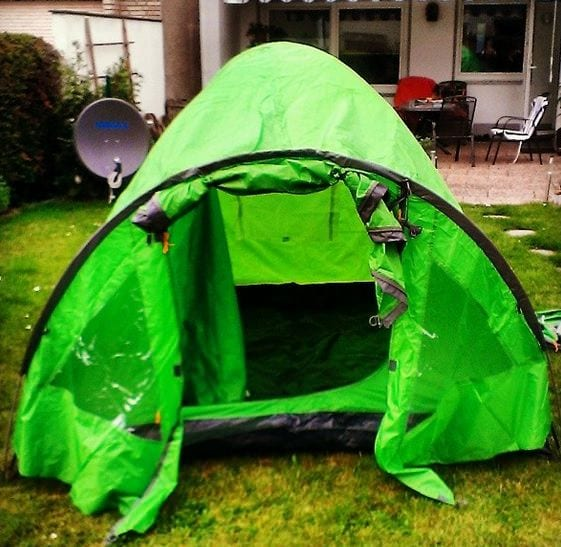 Trekking Zelt Nähen : Das richtige zelt für trekking sport bei uns