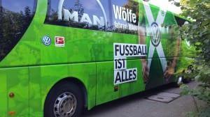 Bus VfL Wolfsburg