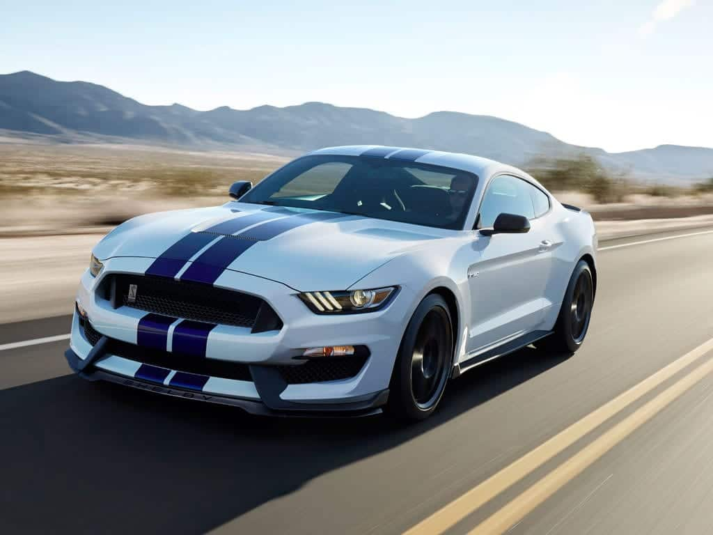 Ford Mustang 2015 Shelby GT350