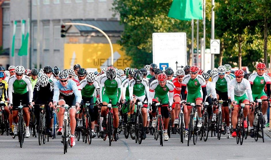 Skoda Radrennen für Jedermann