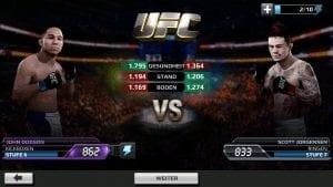 Gesundheit, Stand und Boden | UFC App