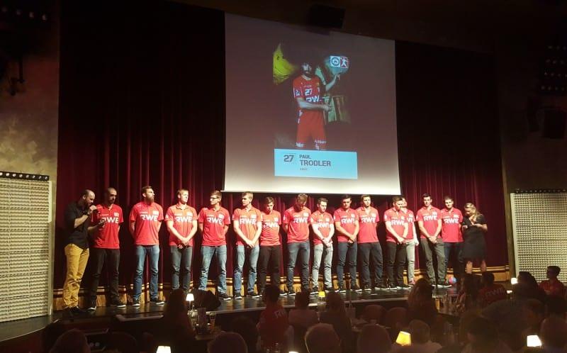 Tusem Essen Handball | Mannschaftspräsentation 2015