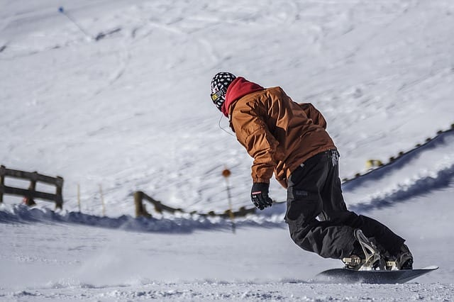 Bald ist wieder Snowboard-Saison auf allen Pisten