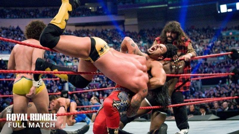 Faszination Royal Rumble