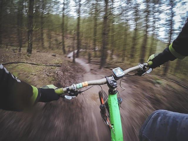 Wie lernt man Downhill fahren?