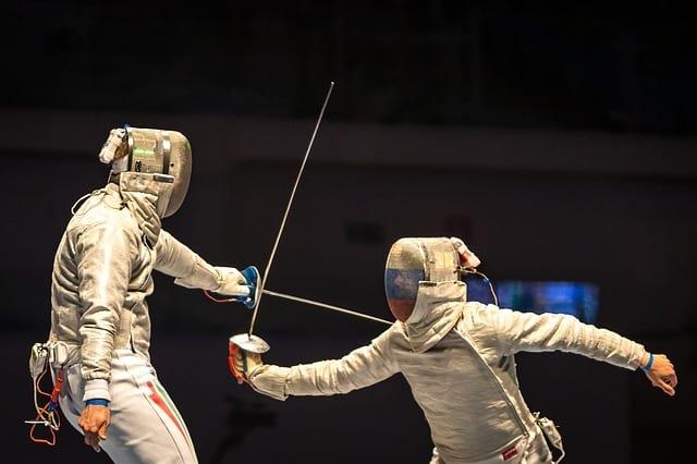 Fecht-Europameisterschaft in Düsseldorf