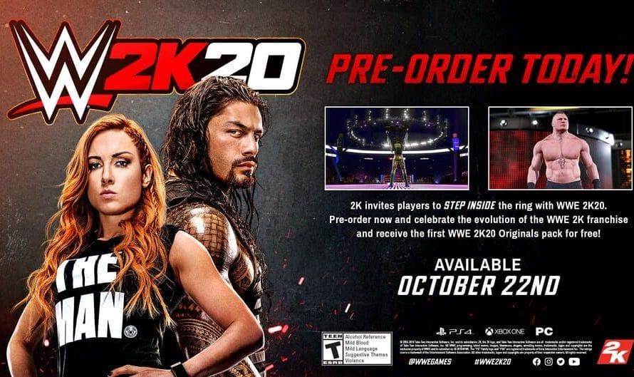 WWE2k20 | Die Warterei auf den Patch