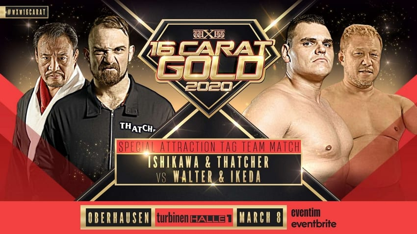 16 Carat Gold 2020 Walter