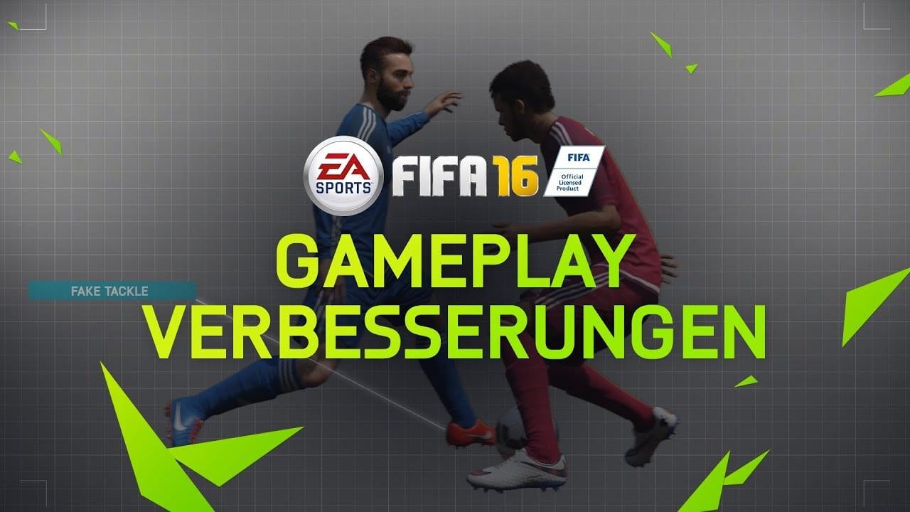 FIFA 16 – Änderungen und Neuerungen