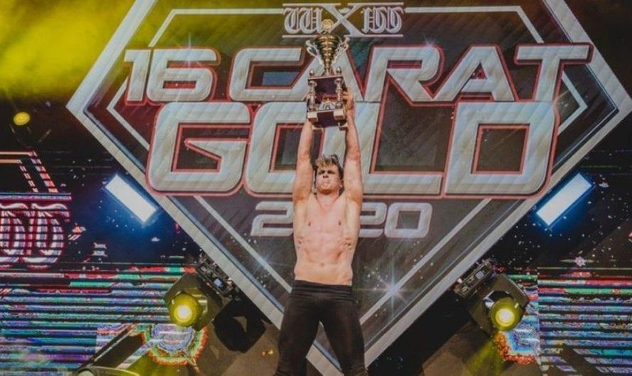 Cara Noir gewinnt 16 Carat Gold 2020