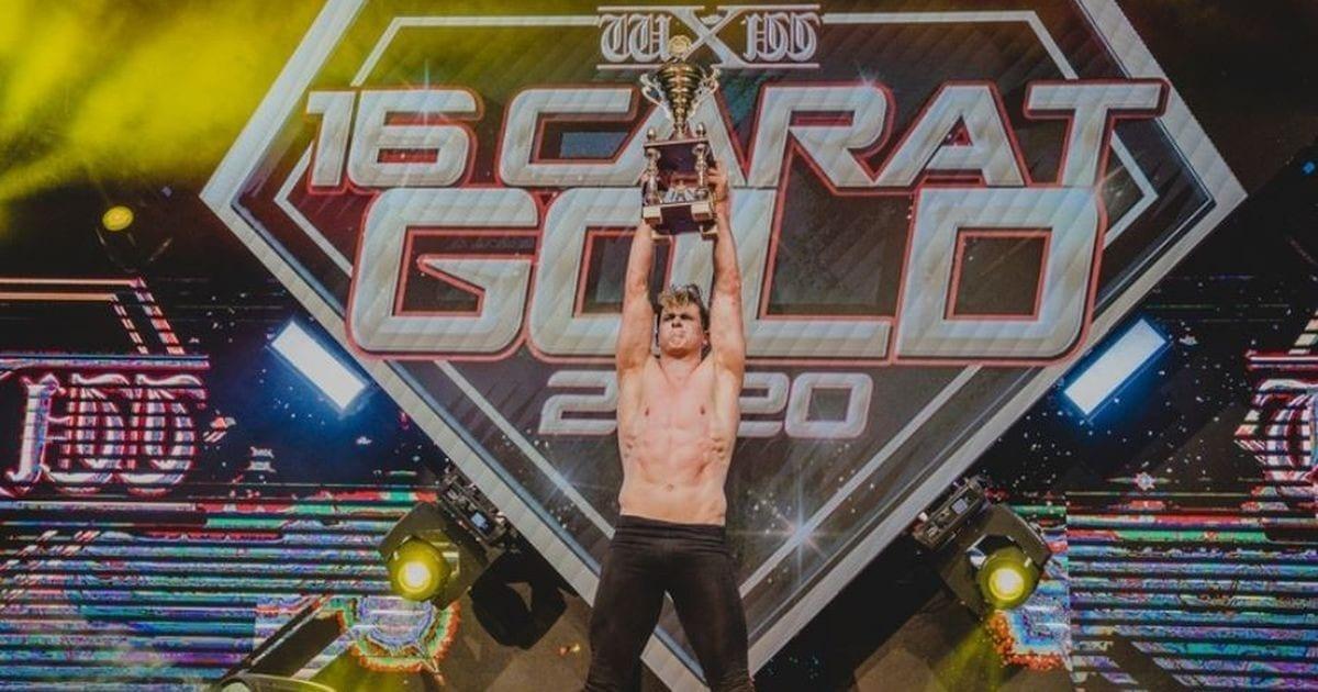 Cara Noir 16 Carat Gold Champion