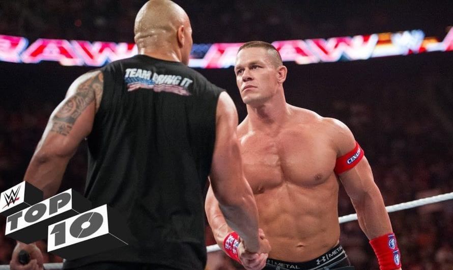 Die WWE-Saison 2018/2019