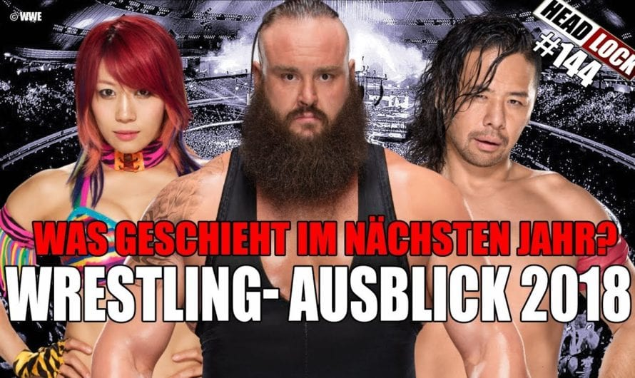 Headlock | Deutscher Wrestling-Podcast