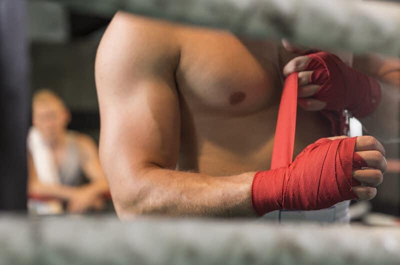 Box-Training in den eigenen vier Wänden