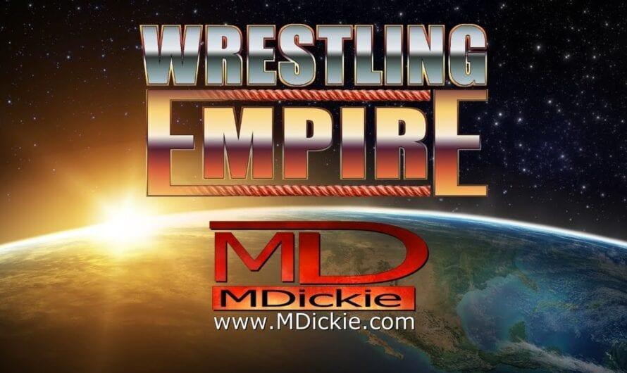 Wrestling Empire (MDickie) erobert die Spitze der Wrestling-Games